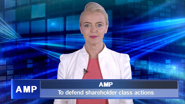 AMP to defend shareholder class actions