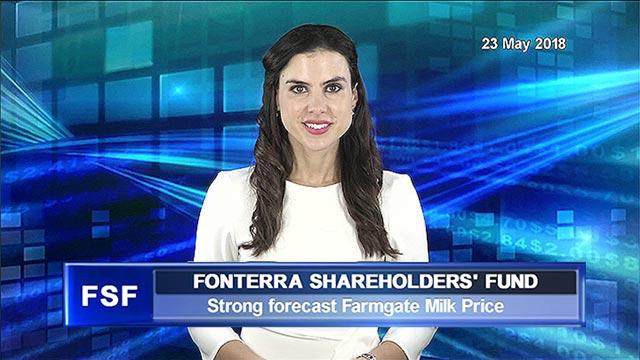 Fonterra announces strong forecast Farmgate Milk Price