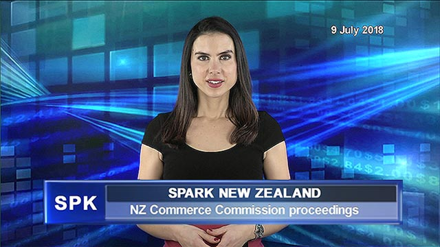 Spark acknowledges Commerce Commission proceedings