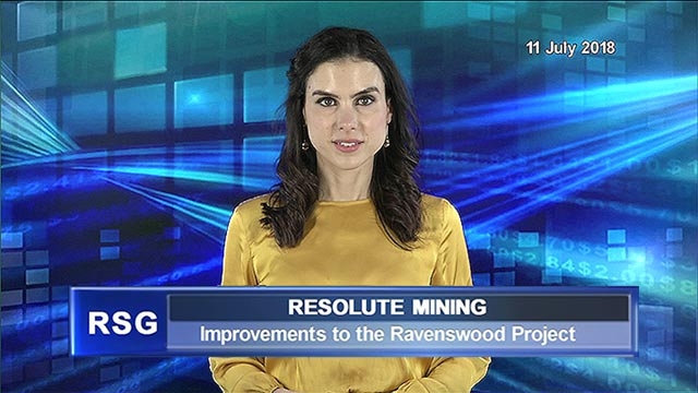 Resolute Mining announces improvements to the Ravenswood Project
