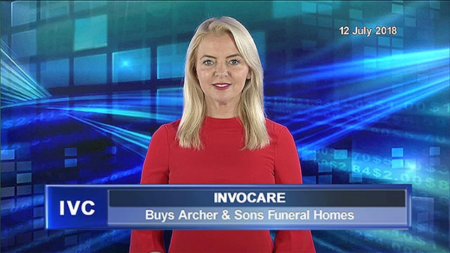 Invocare buys Archer & Sons Funeral Homes
