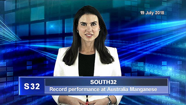 South32 announces record performance at Australia Manganese