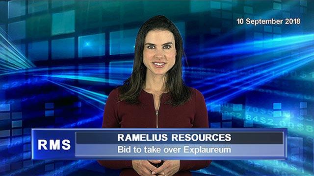 Ramelius announces bid to take over Explaureum