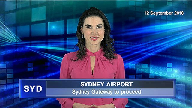 Sydney Airport says Gateway Project is to proceed