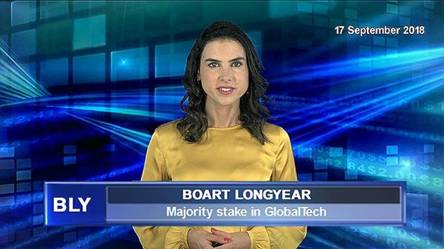 Boart Longyear announces majority stake in GlobalTech Corporation