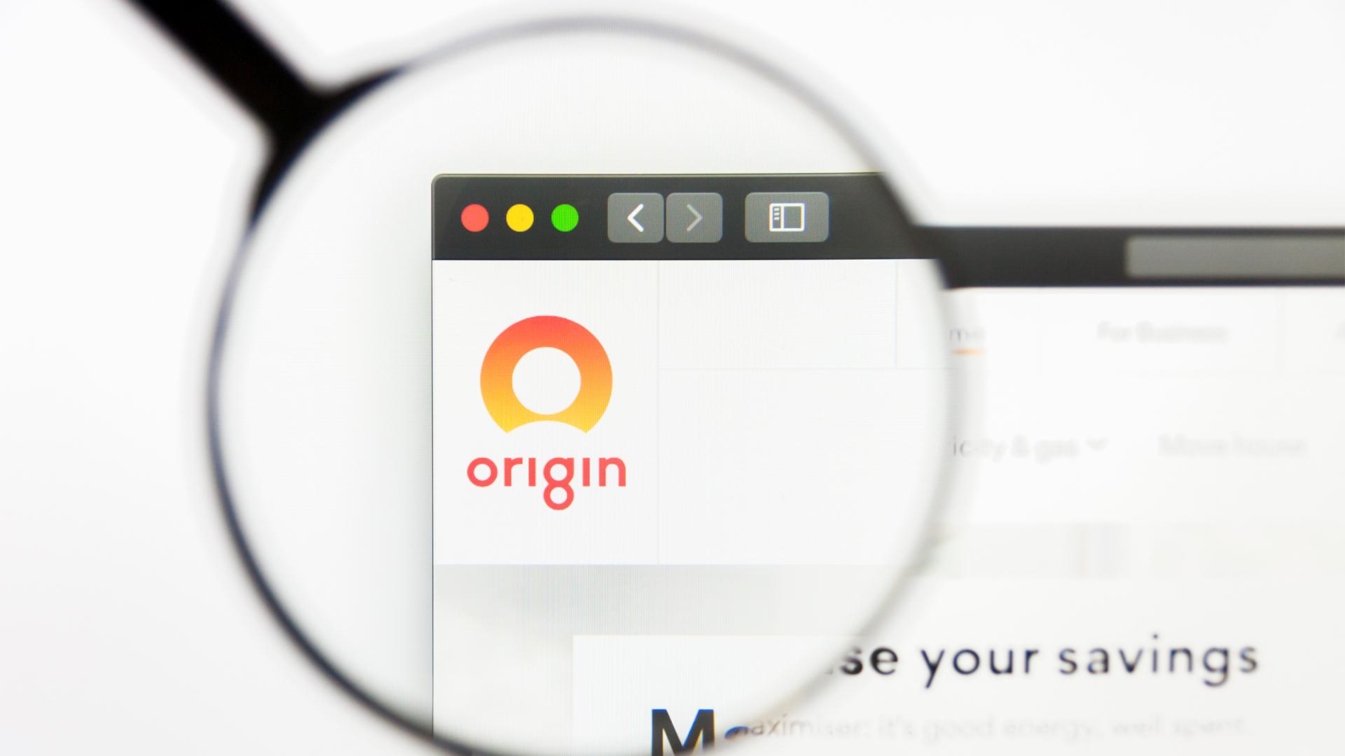Origin Energy (ASX:ORG) demand declines during Covid-19