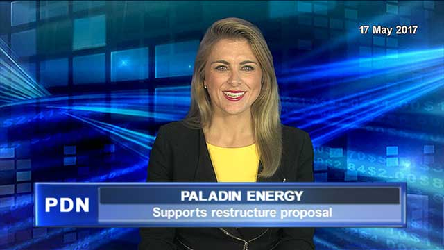 Paladin Energy reports loss & alternative restructure proposal