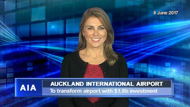 Auckland Int' Airport to transform airport with $1.8b investment
