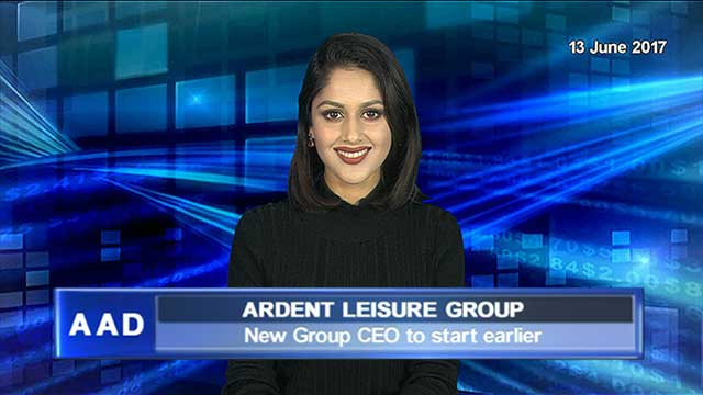 Ardent Leisure new Group CEO to start earlier