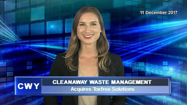 Cleanaway acquires Toxfree Solutions