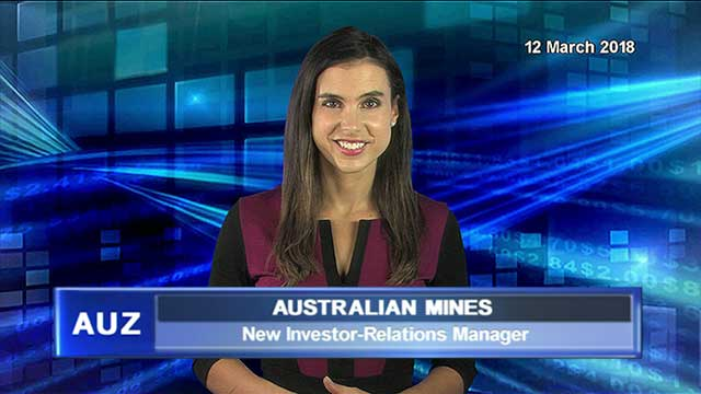 Australian Mines announces new head of Investor Relations