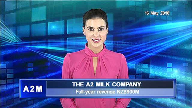a2 Milk says full-year revenues to rise to over NZ$900M