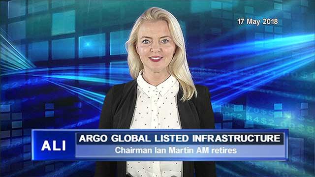 Chairman of Argo Global to retire