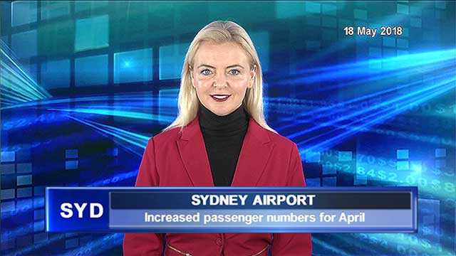 Increase April passenger numbers for Sydney Airport