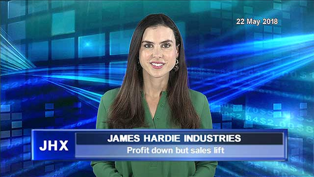 James Hardie announces 47% drop in net profit