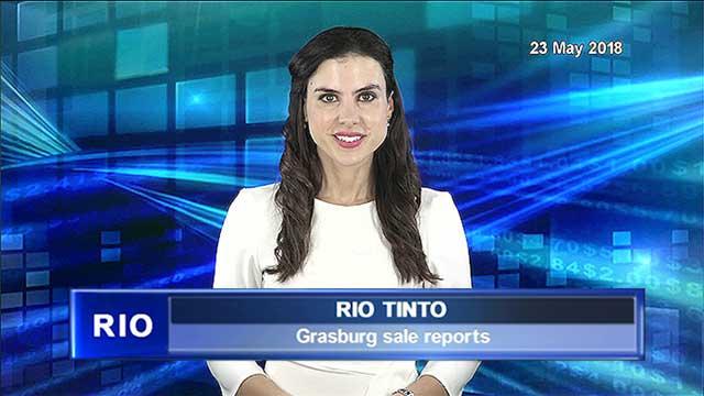 Rio addresses Grasburg sale reports