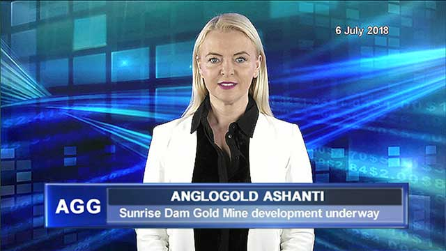 AngloGold Ashanti development of Sunrise Dam completed