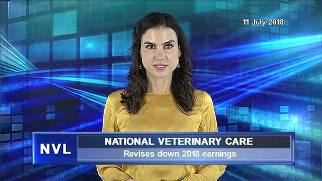 National Veterinary Care revises down 2018 earnings