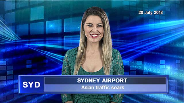 Sydney Airport Asian traffic soars