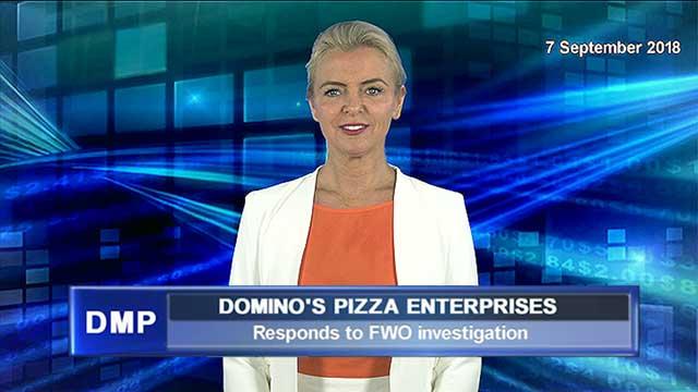 Domino's Pizza responds to FWO investigation