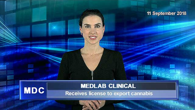 Medlab receives license to export cannabis