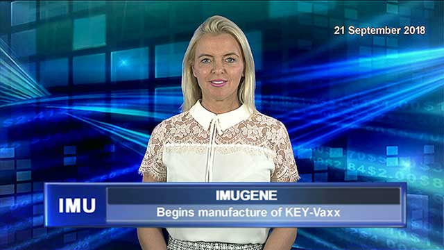 Imugene starts manufacture of KEY-Vaxx for trials