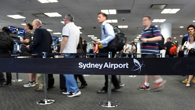 Sydney Airport's April international passenger numbers boosted by Easter timing
