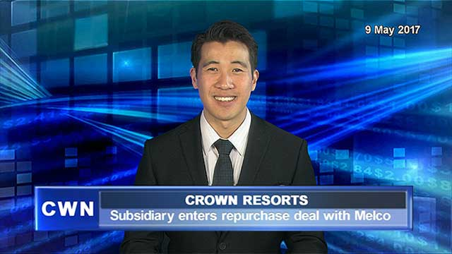 Crown Resorts' subsidiary enters repurchase deal with Melco