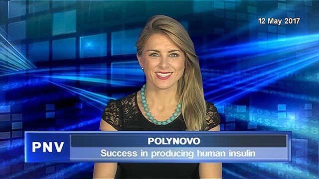 PolyNovo: Success in producing human insulin