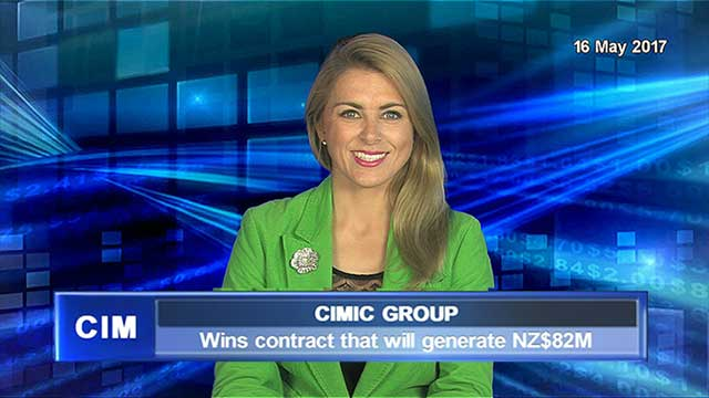 CIMIC Group wins contract that will generate NZ$82M