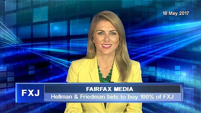 Fairfax: Hellman and Friedman bid to buy at $1.225 to $1.250