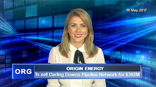 Origin to sell Darling Downs Pipeline Network for $392M