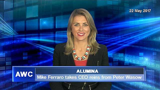 Alumina's Mike Ferraro to replace CEO Peter Wasow
