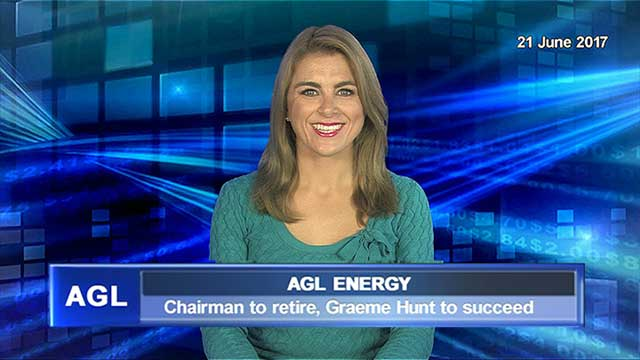 AGL's Chairman to retire, Graeme Hunt to succeed