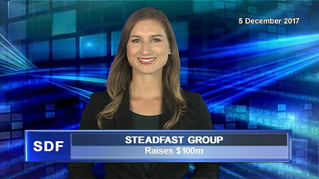 Steadfast Group raises $100m