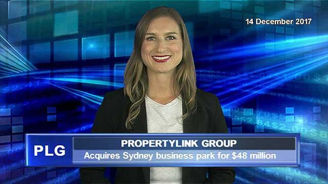 Propertylink acquires Sydney business park for $48 million