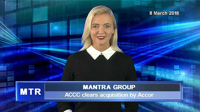 ACCC clears Mantra acquisition by Accor