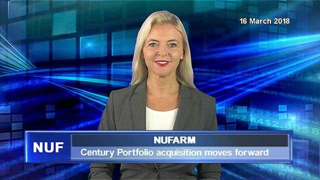 Nufarm move forward with Century Portfolio acquisition