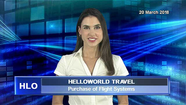 Helloworld Travel buys Flight Systems