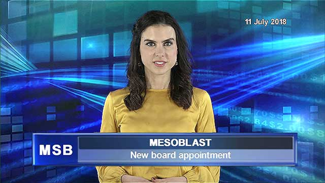 Mesoblast appoints Shawn Cline Tomasello to Board