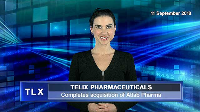 Telix completes acquisition of Atlab Pharma