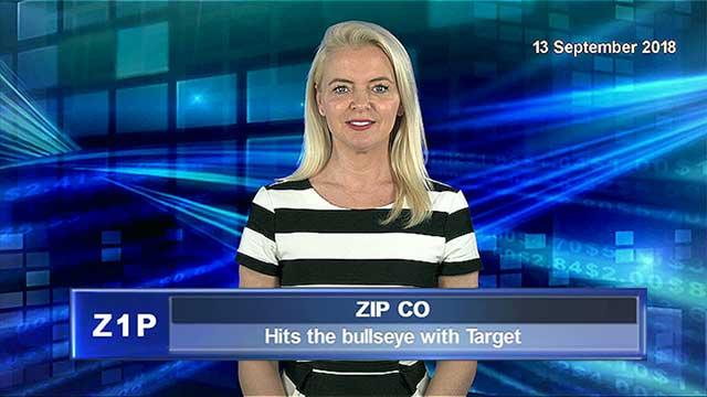 Zip hits the bullseye with Target