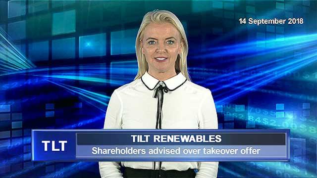 Tilt Renewables advises shareholders against offer