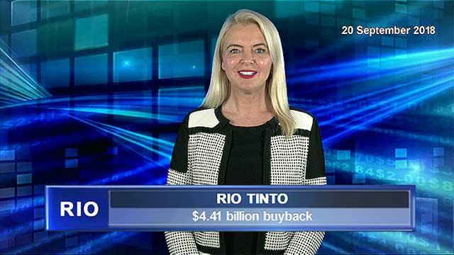 Rio Tinto announce $4.41b buyback
