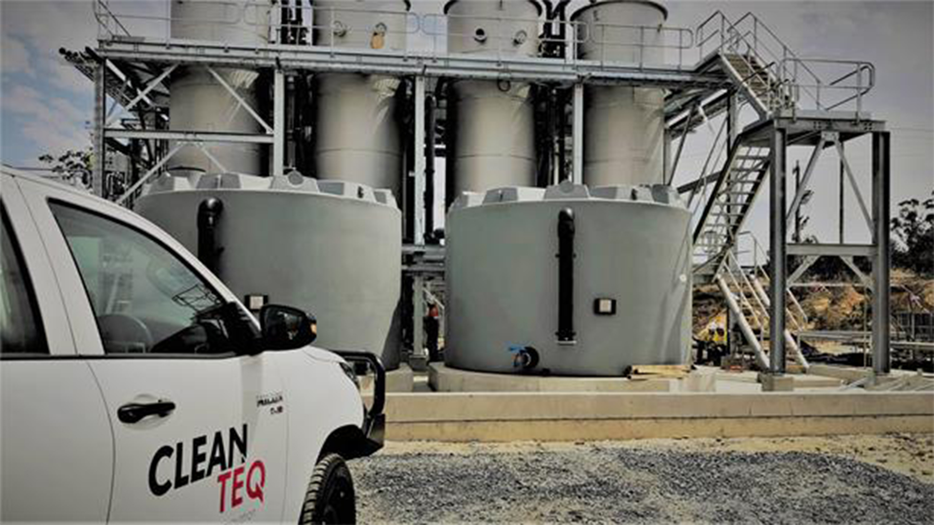 Clean TeQ (ASX:CLQ) $180m write-down expected for FY2020