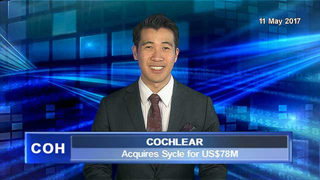 Cochlear acquires Sycle for US$78M