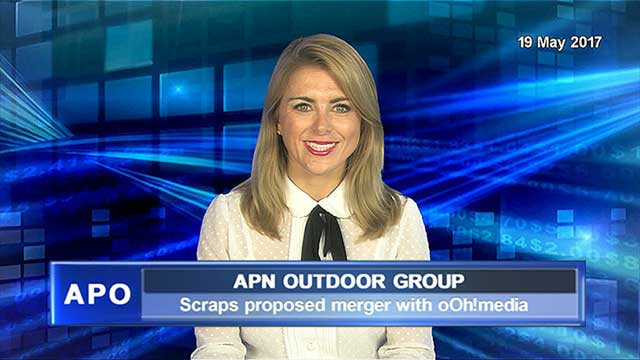 APN Outdoor and oOh!media scrap proposed merger