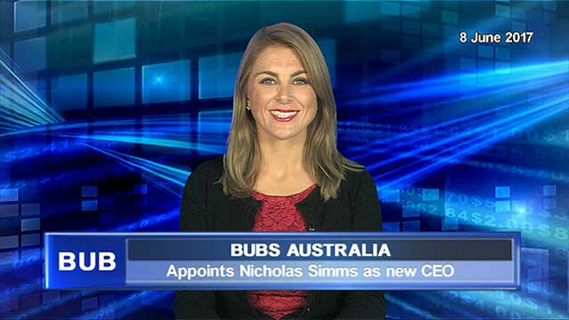 Bubs Australia appoints Nicholas Simms as new CEO