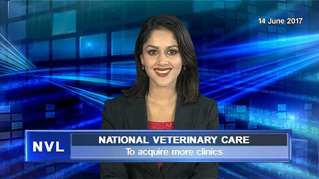National Veterinary Care to acquire more clinics