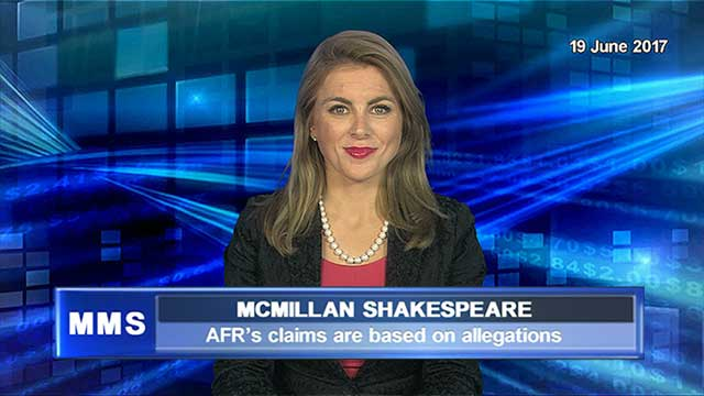 McMillan Shakespeare says AFR's claims are based on allegations
